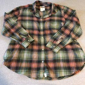 Women's American Eagle XL Flannel